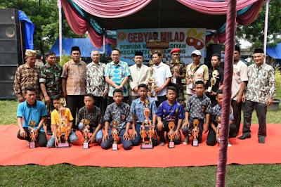 Gebyar Milad Pemuda Muhammadiyah ke-86 di Lampung Timur