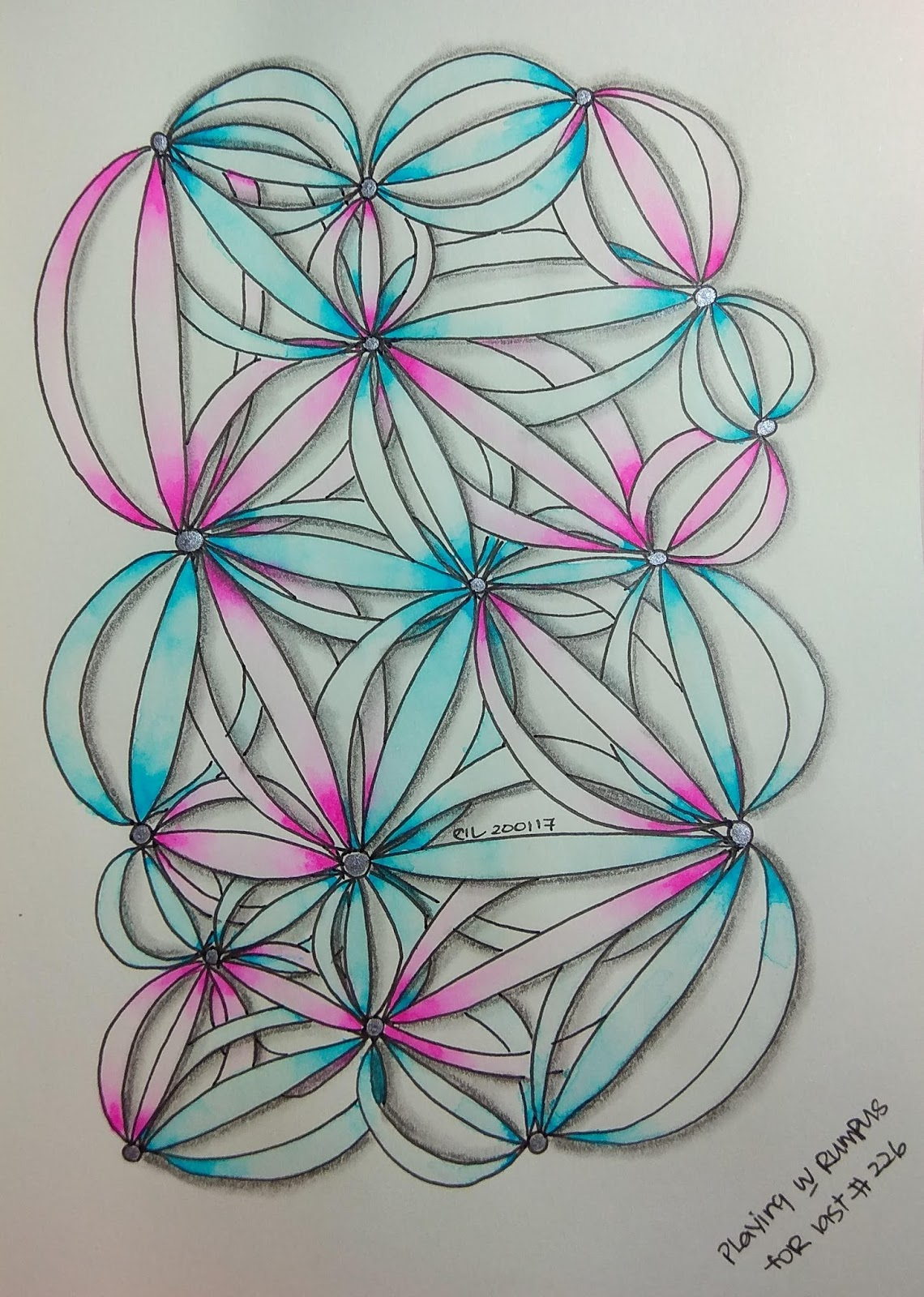 Tickled To Tangle: \