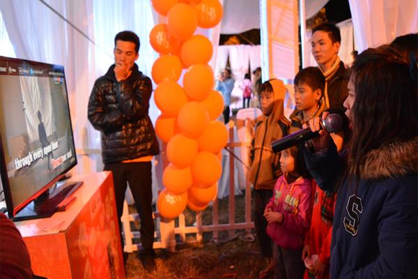 Quảng Bá Truyền Hình FPT Tại Lễ Hội Festival Hoa Đà Lạt 4