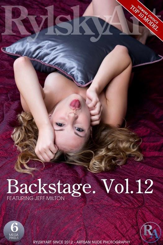 RylskyArt01-12 Jeff Milton - Backstage. Vol.12 11020