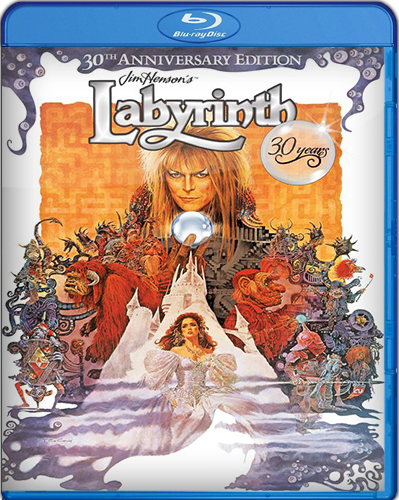 Labyrinth [30th Anniversary Edition] [BD25] [1986] [Español]