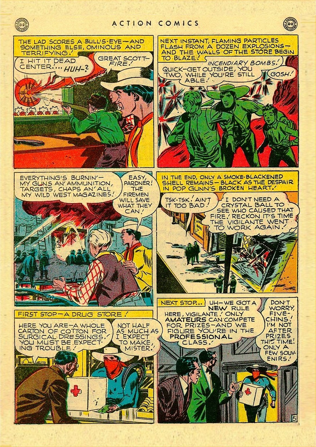 Read online Action Comics (1938) comic -  Issue #111 - 44