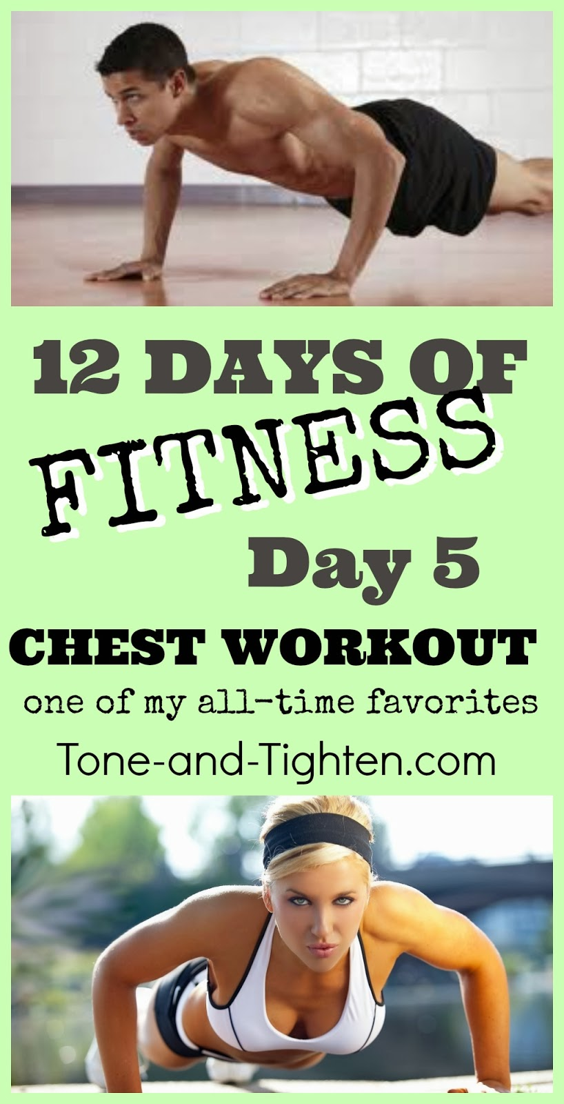 Chest and Shoulders Supple Workout Series / Download PDF