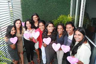 Women represent 50% of the workforce across all levels at Maxus Sri Lanka.