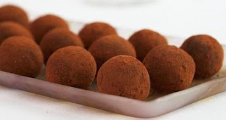 tartufi al cioccolato gianduia  golosi