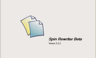Yang Suka Copas Artikel Wajib Pake Aplikasi Spin Rewriter