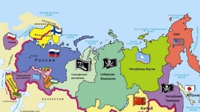 О прологе к распаду России: кризис налицо, а выхода из него не видно