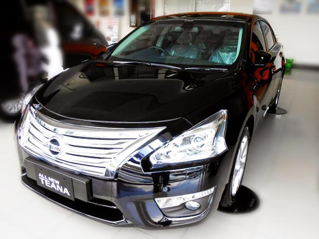 Nissan Teana Diskon Besar, Kredit Murah Nissan Teana, New Nissan Teana DP Murah