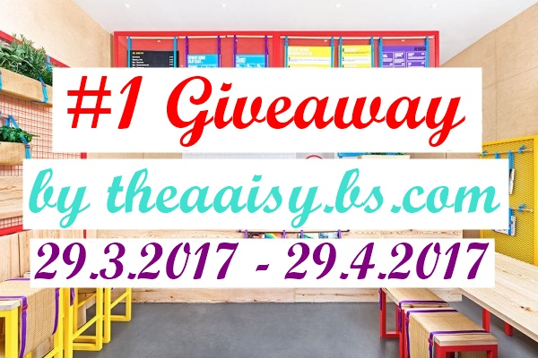 http://theaaisy.blogspot.my/2017/03/1-giveaway-by-theaaisy.html#