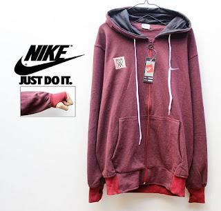 Jaket Fleece Hoodie Nike NK001