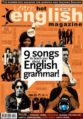 Hot English Magazine - Number 143