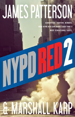 NYPD Red 2 by James Patterson and Marshall Karp – book cover