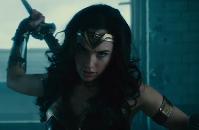WONDER WOMAN Origin Trailer Showcases Diana's Training