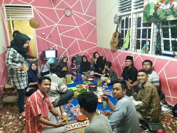 Suku Seni Riau Gelar Buka Bersama