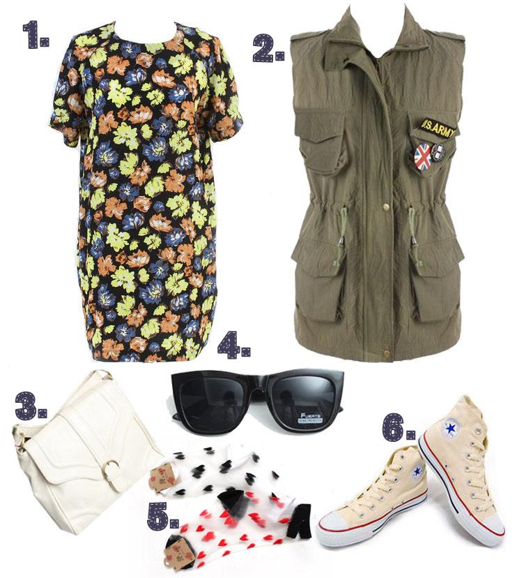Sohee Airport Fashion