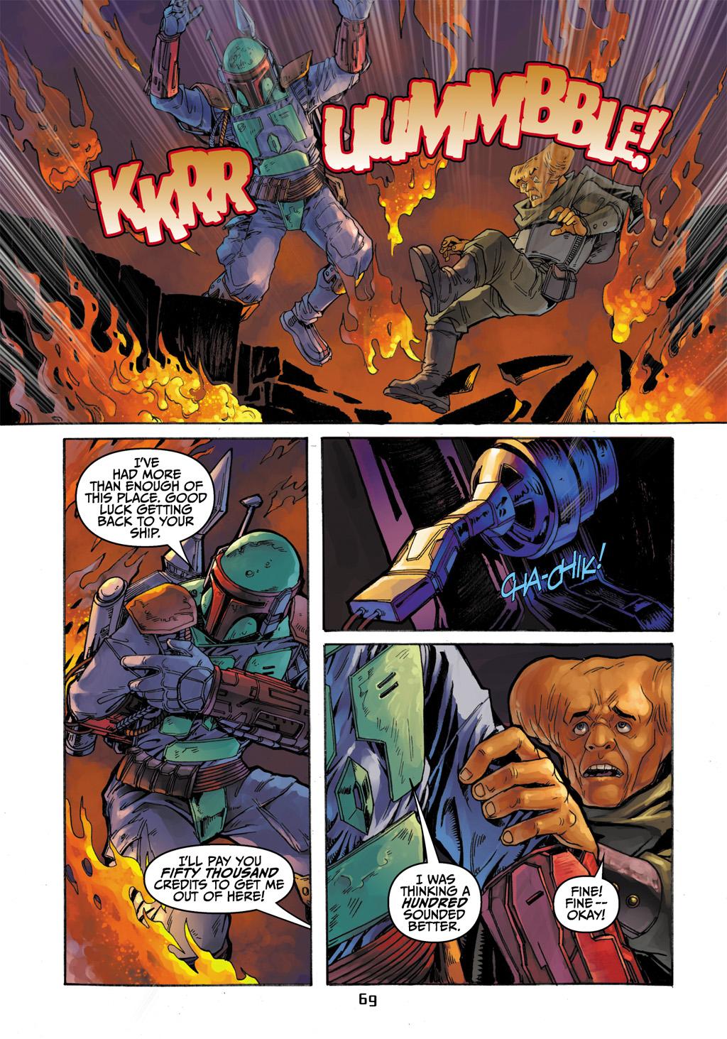 Read online Star Wars Omnibus comic -  Issue # Vol. 33 - 387