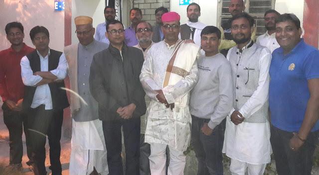 दिल्ली मे होयत मैथिल महा - सम्मेलन