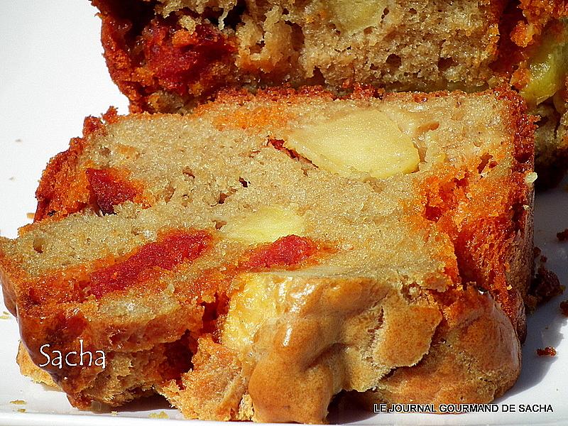 Cake Aux Pommes Et Aux Noisettes
