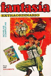 Fantasia Extraordinario 139, Marzo 1970