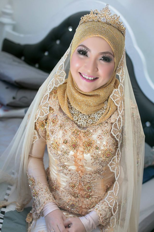 Model Gaun Kebaya Jilbab Model Kebaya Jilbab Muslimah Modern 20