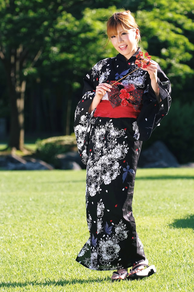 Yukata literally means bath(ing) clothes, although their use is not limited to after-bath wear.