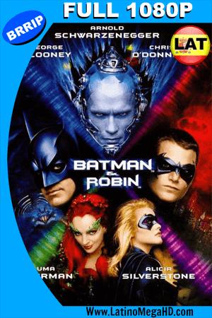 Batman & Robin (1997) Latino Full HD 1080P ()