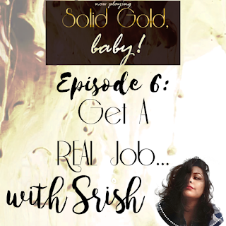 The Solid Gold Podcast:On this week's episode, I'm unraveling every comment you (and I) have ever received about choosing an unconventional career, why people make it their business to tell us how to do our business, and most importantly, why you should make like a runaway owl and not give a single hoot about what these people say!