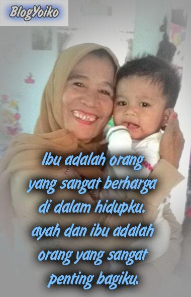 Kata Kata Untuk Ibu Tersayang Yang Menyentuh Hati Blog Yoiko