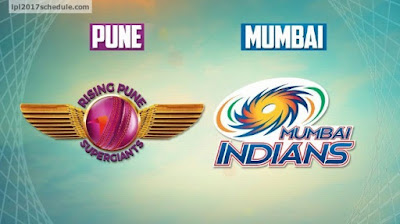 IPL 2017 Final Match Result, MI vs RPS,