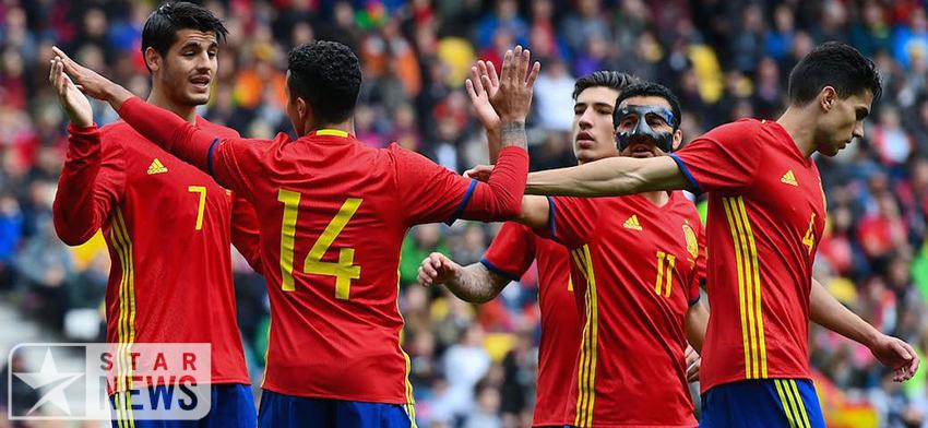 Prediksi Spanyol vs Liechtenstein