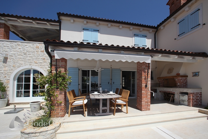 Mediterranean Villa Silvana Fu Kulin Istria Croatia