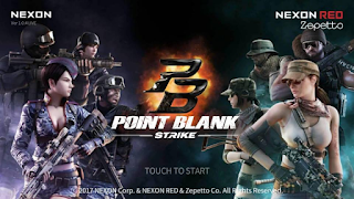 Screenshoot Game  Point Blank Strike v1.0.4 Apk Terbaru For Android: