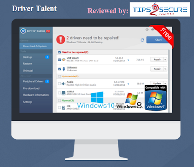 Driver Talent Review