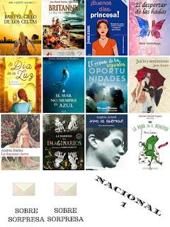 Premios Gran Sorteo Día del Libro (envío nacional 1)