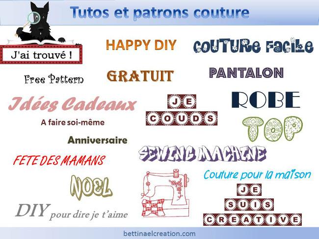 de59e7baa677 Bettinael.Passion.Couture.Made in france  MES TUTOS   MES DIY