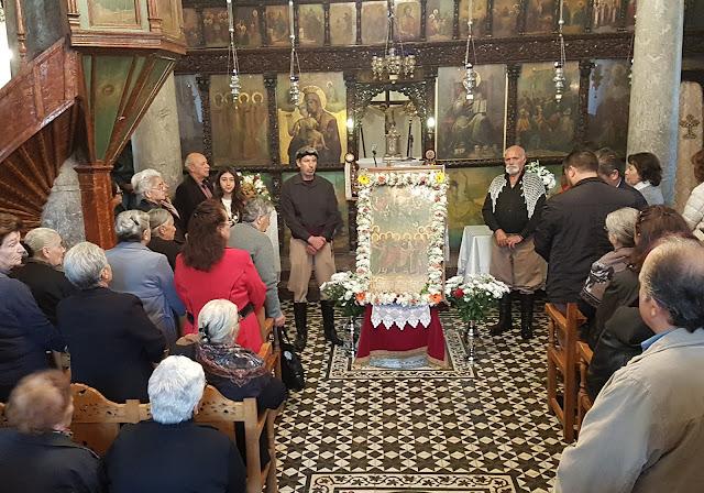 Προσκύνημα από το Τολό στην Κρήτη