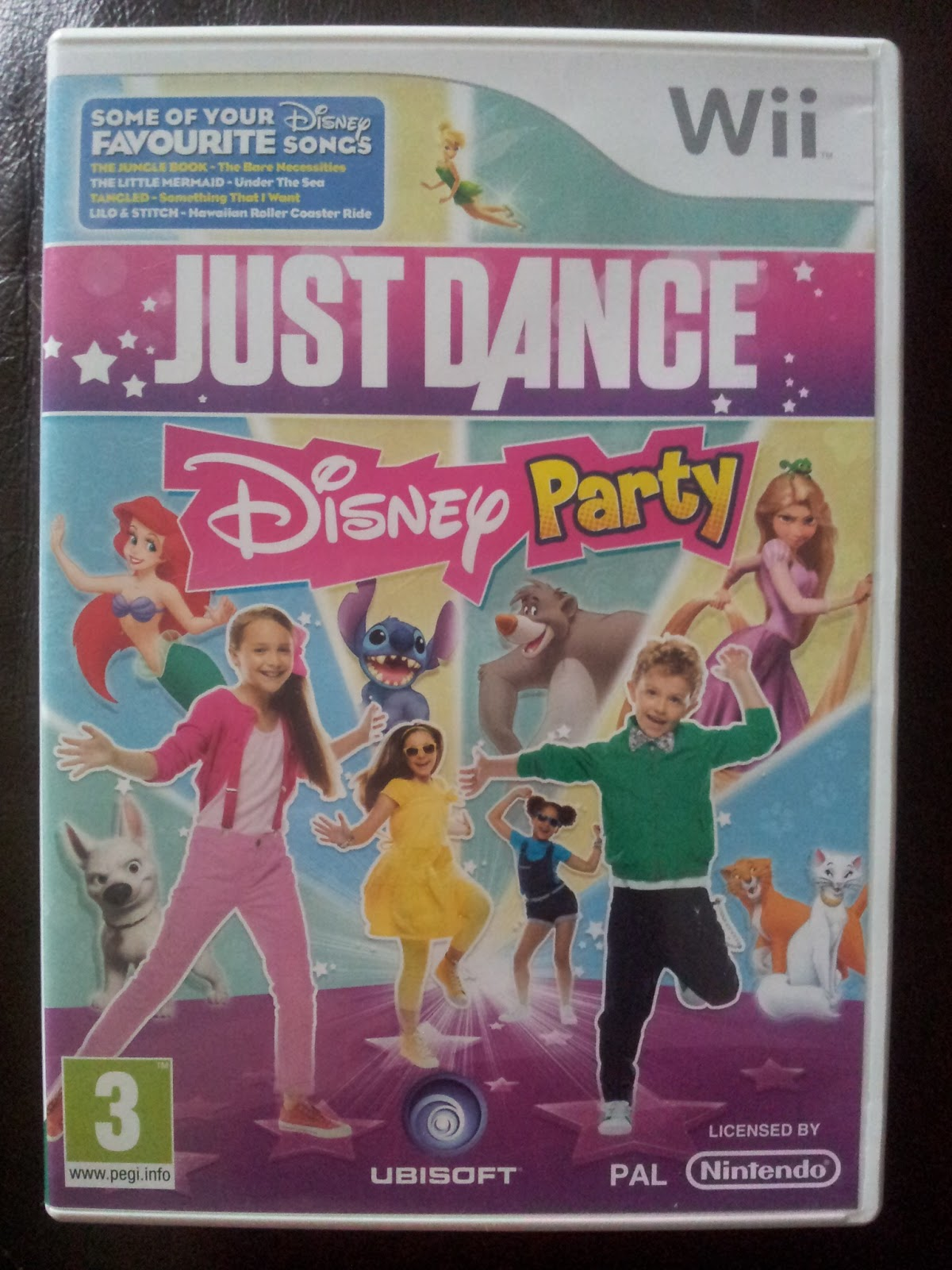 Just Dance Disney Party *Review* | The Mini Mes and Me