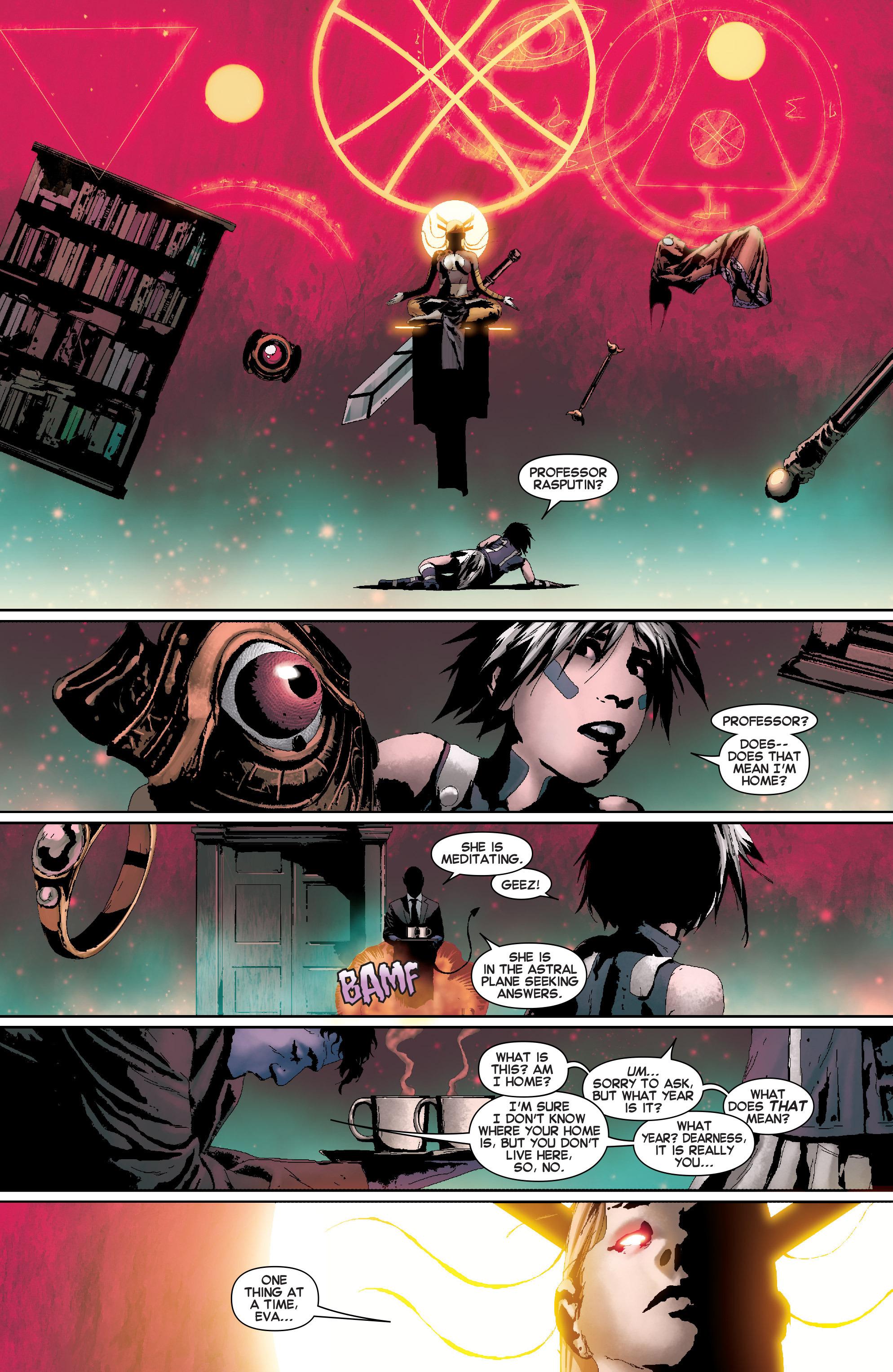 Read online Uncanny X-Men (2013) comic -  Issue # Annual 1 - 17