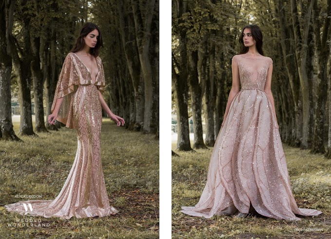 Lookbook Feature - Paolo Sebastian's Gilded Wings August 2017 Collection