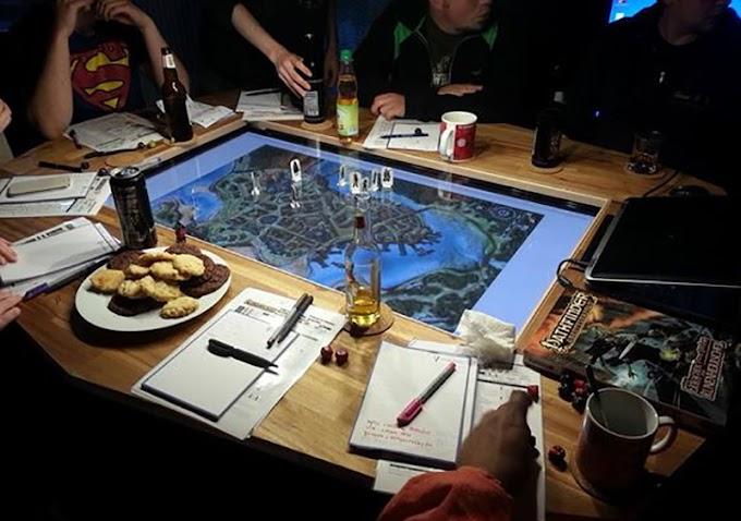 4 de Março: Dia Internacional do Mestre de RPG