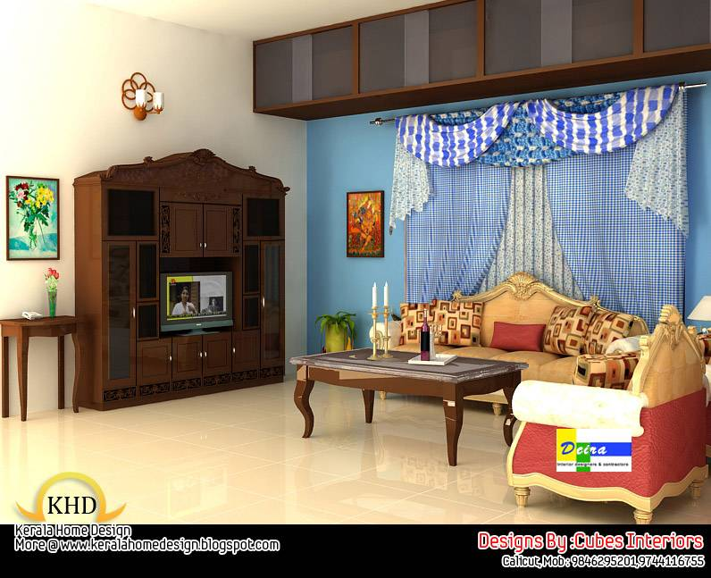 Home interior design ideas kerala home design and floor for Kerala model interior designs