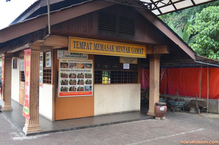Nusantara Gamat Kilang