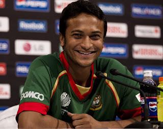 Shakib Al Hasan Bangladeshi Cricket Player