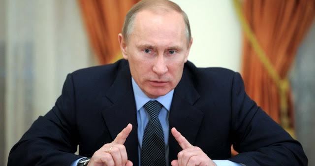 Πούτιν: Μην στείλετε όπλα στην Ουκρανία γιατί θα την πάρουμε ολόκληρη