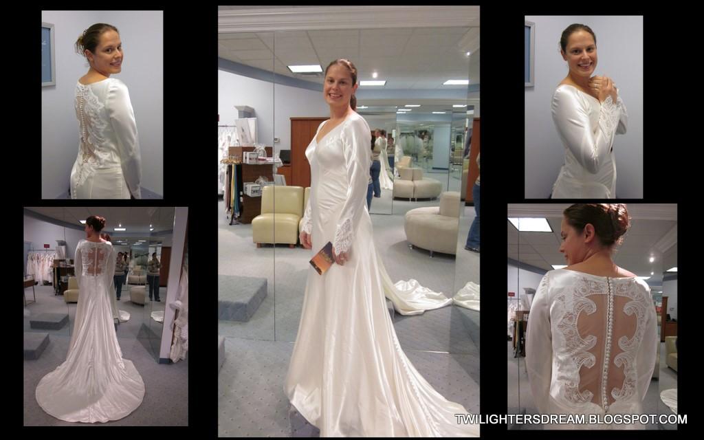 Bella S Wedding Dress Dream Come True