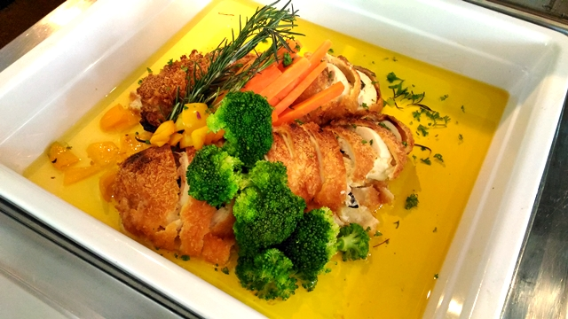 Stuffed Fish Brunch Buffet at Spectrum Fairmont Hotel Makati Manila PH