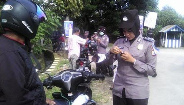 Ops Simpatik, Polres Palopo Upayakan tak Ada Tilang