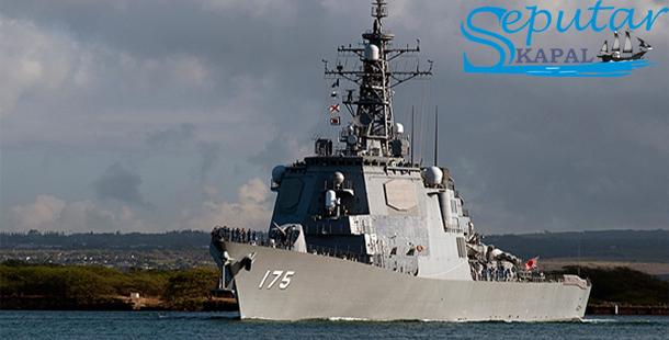 Kapal Kongo-Class Destroyers