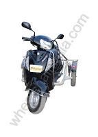 Side Wheel Attachment Suzuki Access