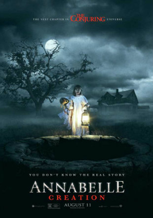 Annabelle Creation 2017 HC HDRip 950MB English Movie 720p Watch Online Full Movie Download bolly4u